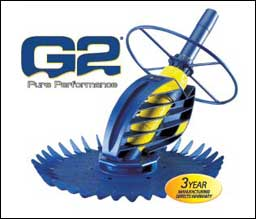 Baracuda G2® Automatic Pool Cleaner